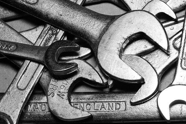 nářadí klíče