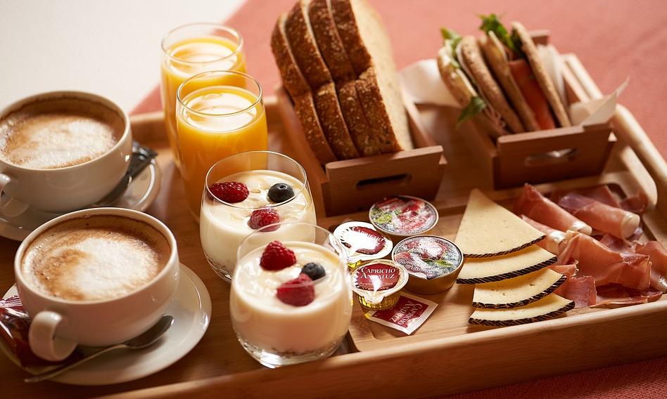 snídaně restaurace